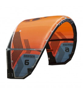 Drifter 2020 coloris 1 orange / bleu