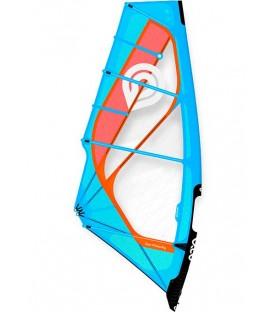 banzai X pro bleu / orange