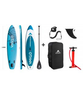 Pack sup gonflable Irokoi