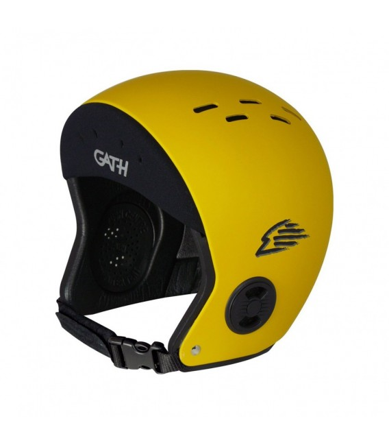 casque Hat neo jaune