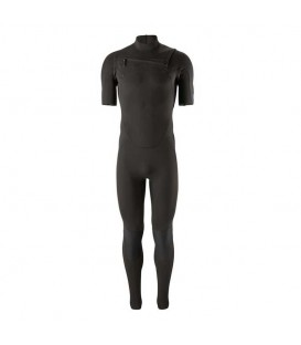 R1 yulex front zip short sleeves