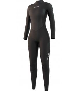 star femm 3/2mm back zip full suit
