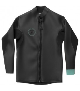 North seas smoothy front zip jacket